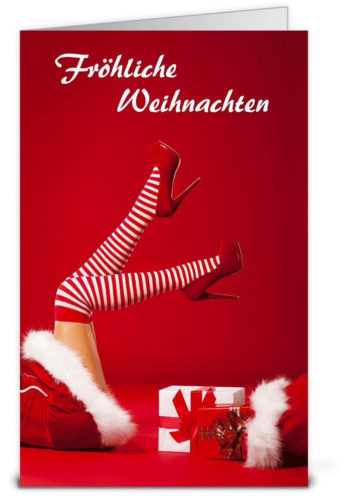 Erotische weihnachtskarte wk17209 - Weihnachtskarten shop ...
