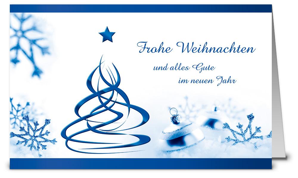 Weihnachtssterne mit baumpr gung wk17541 - Weihnachtskarten shop ...