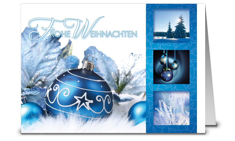 Rot wei e weihnachtskarten din a6 wk12308 - Weihnachtskarten shop ...