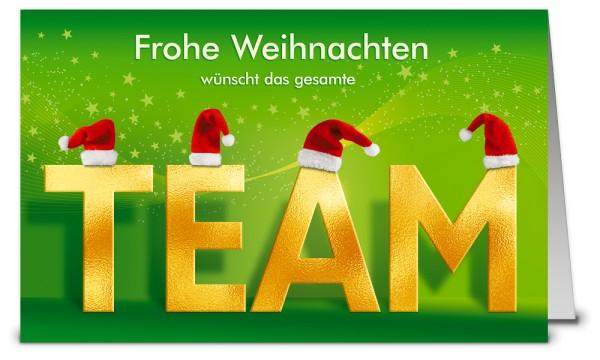 Team Weihnachtskarten WK19233