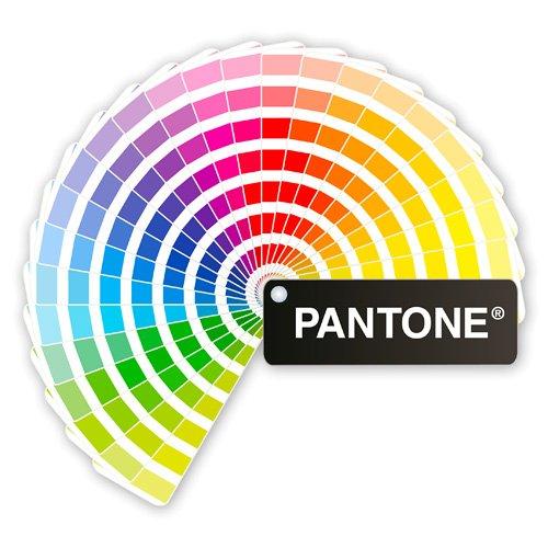 Pantonefarbe